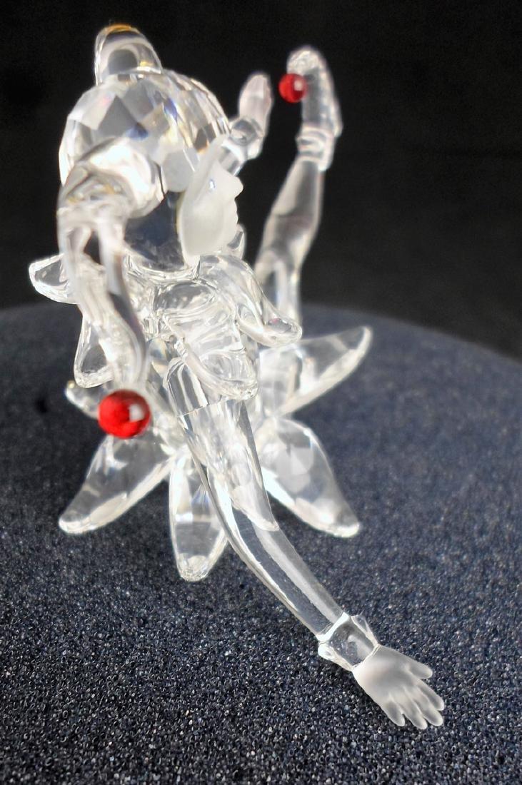 Swarovski Crystal Jester Figure 275555 MIB - 3