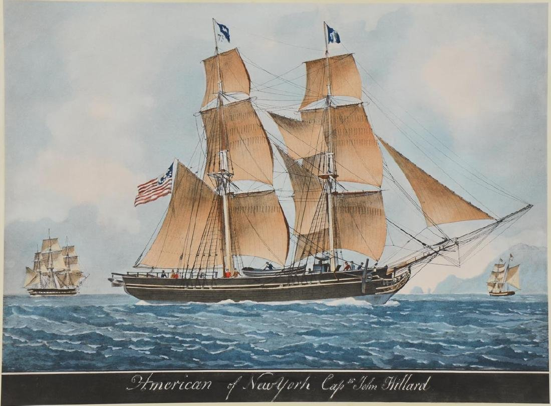 Ship American of New York