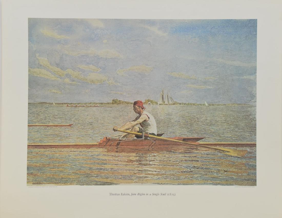 Thomas Eakins Lithograph - 2