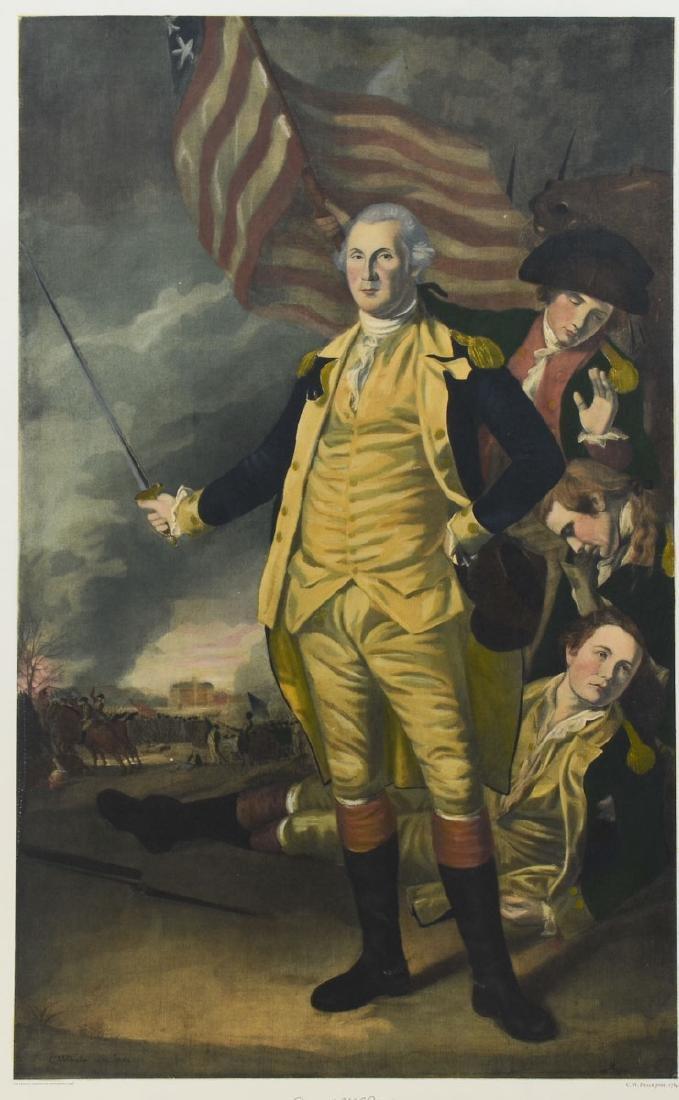 George Washington - Charles Willson Peale