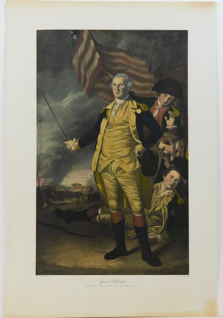George Washington - Charles Willson Peale - 2