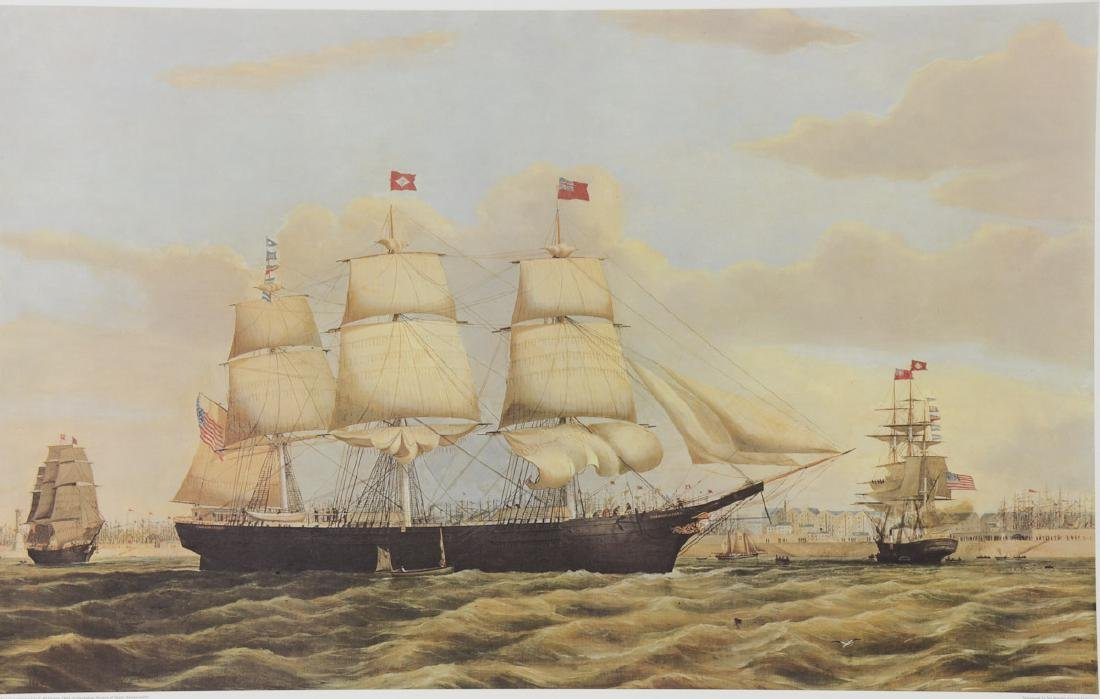Clipper Ship Chariot of Fame