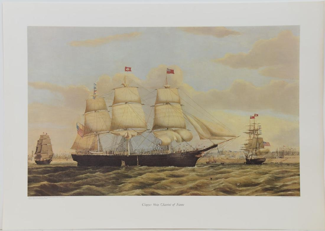 Clipper Ship Chariot of Fame - 2