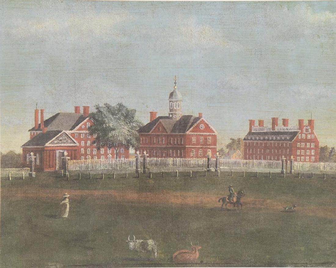 Harvard University: Jonathan Fisher