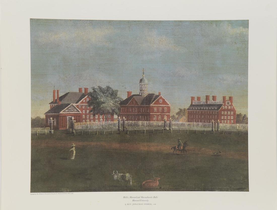 Harvard University: Jonathan Fisher - 2