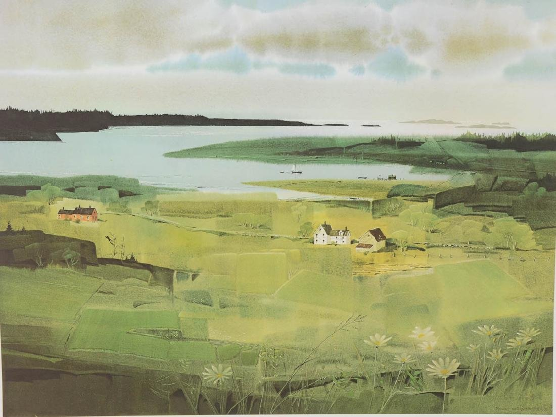 Meadows and Maine Islands