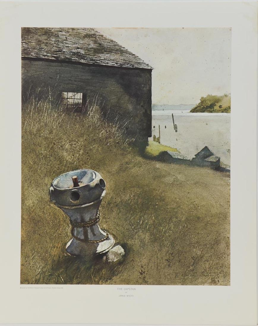 James Wyeth: The Capstan