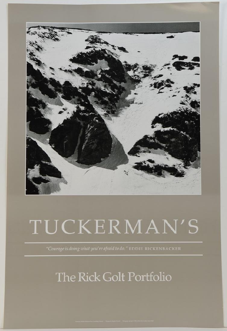 Tuckermans Ravine Photo Poster