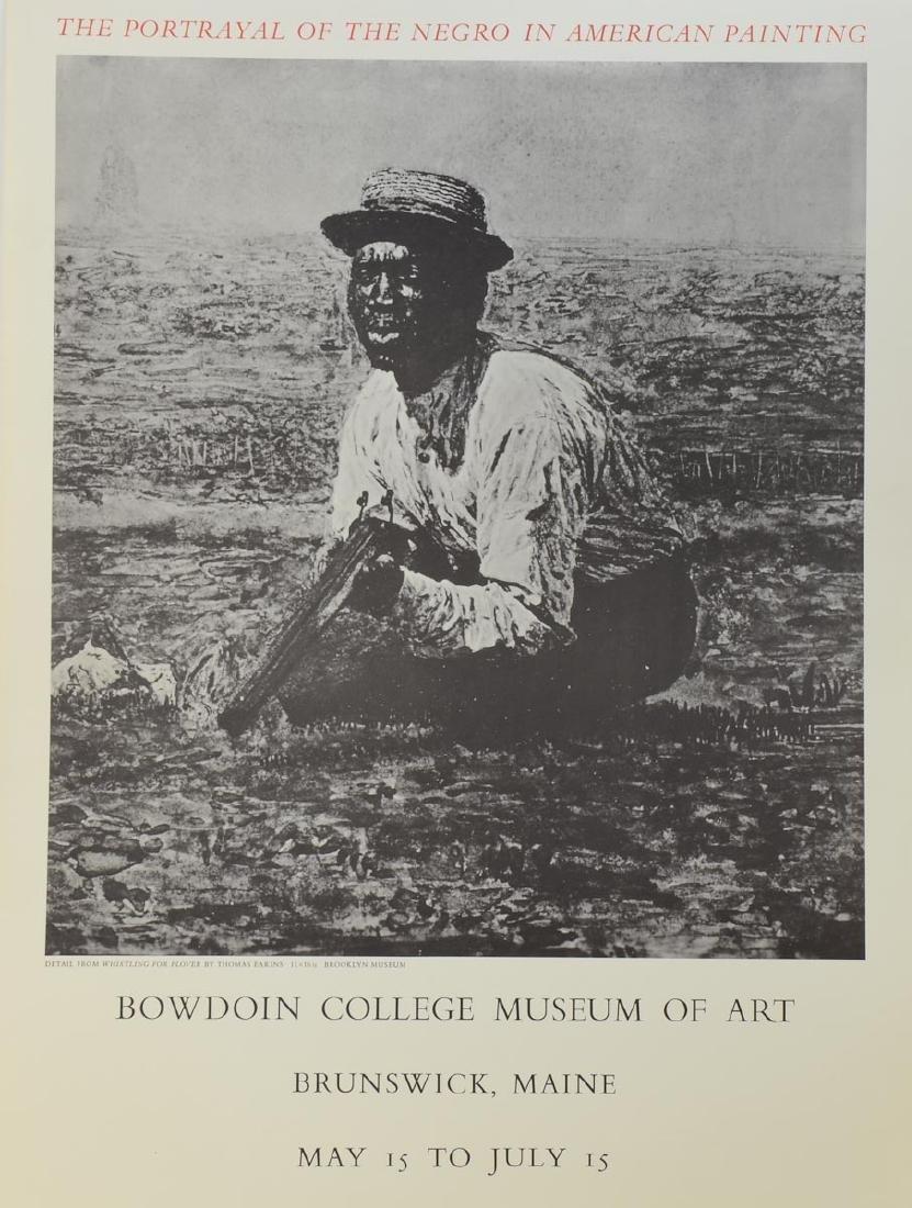 Thomas Eakins Museum Exhibition Poster