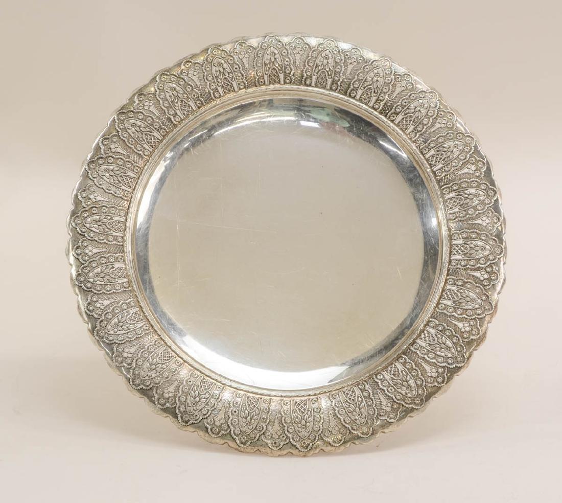 Durgin Sterling Silver Tazza