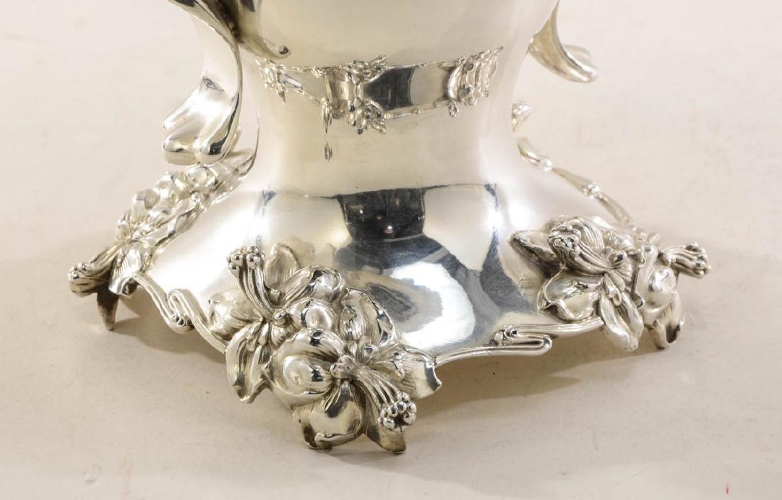 Meriden Silverplate Presentation Cup - 3