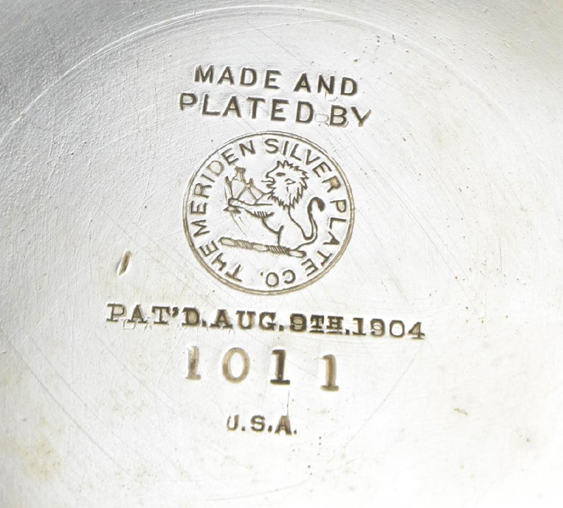 Meriden Silverplate Presentation Cup - 5