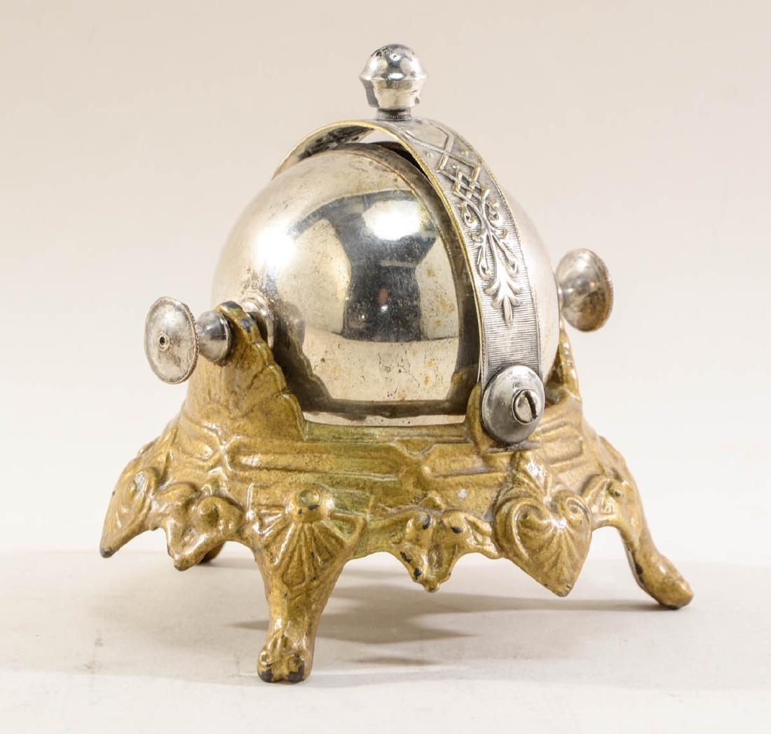 Antique Victorian Service Bell