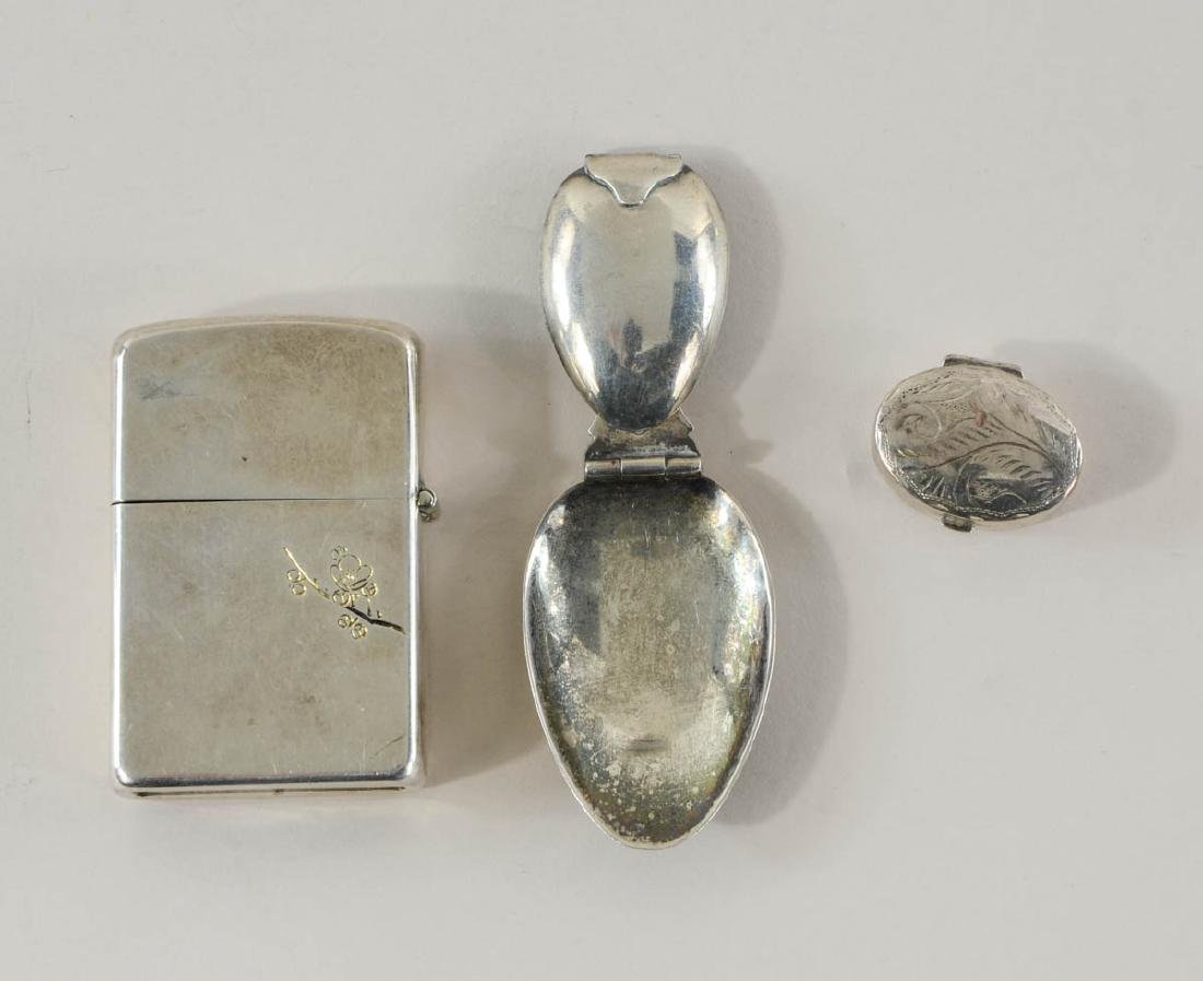Sterling Silver Smalls and Novelties - 5
