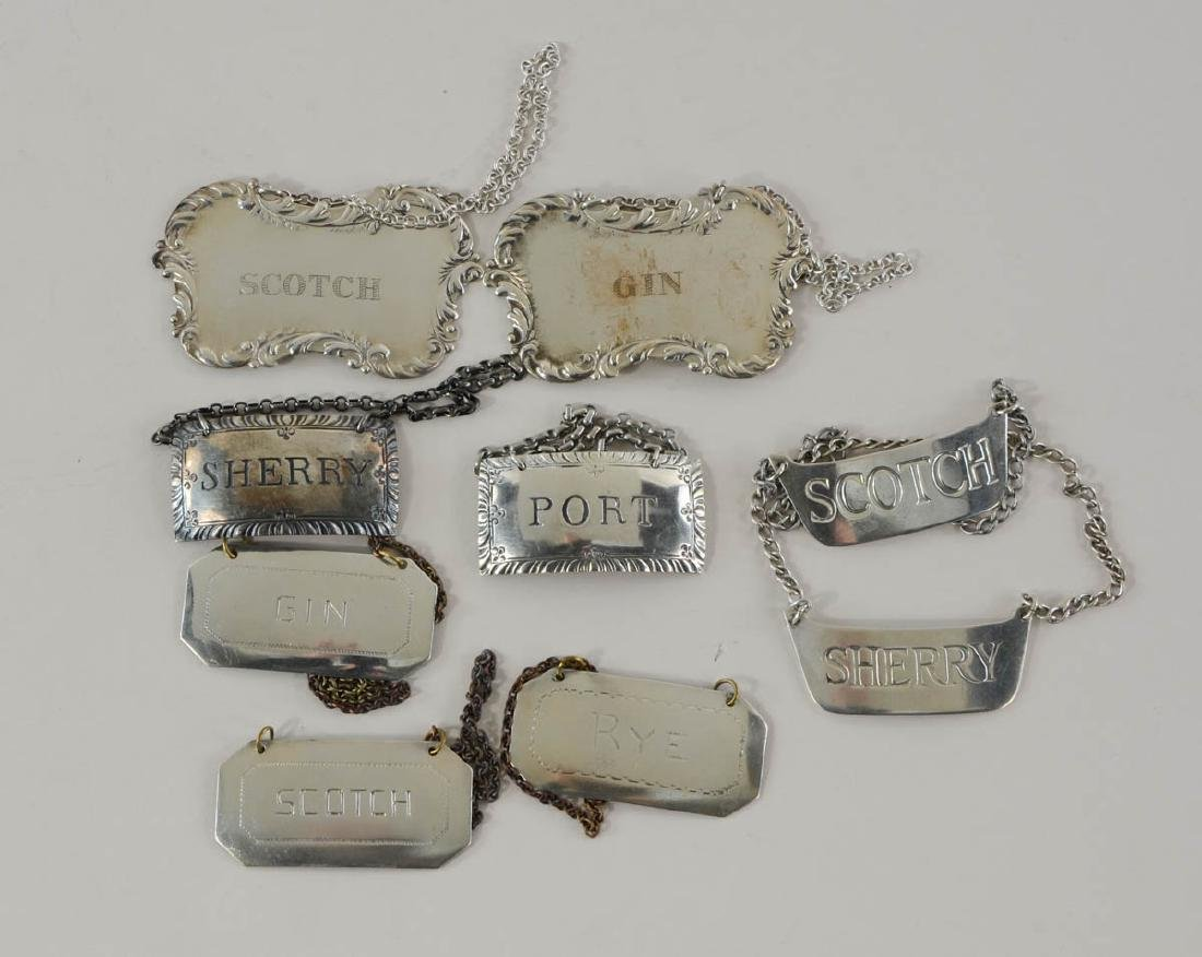Sterling Silver Smalls and Novelties - 6