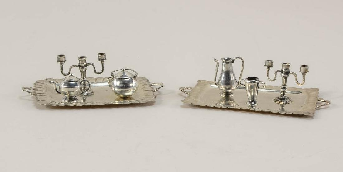 Sterling Silver Miniatures