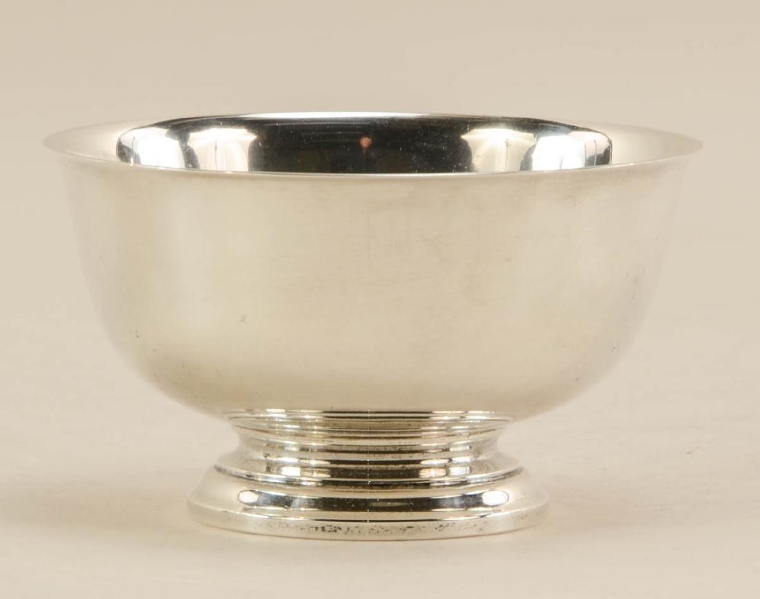 Three Gorham Sterling Silver Bowls - 3