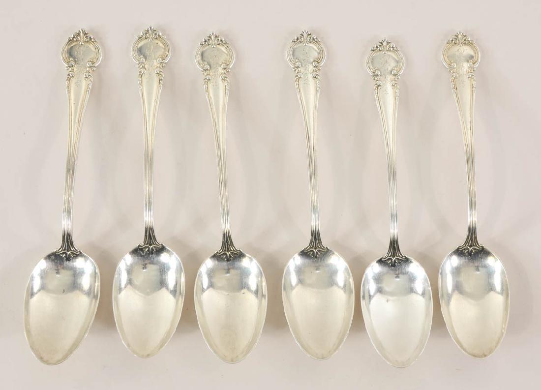 Reed & Barton La Comtesse Serving Spoons