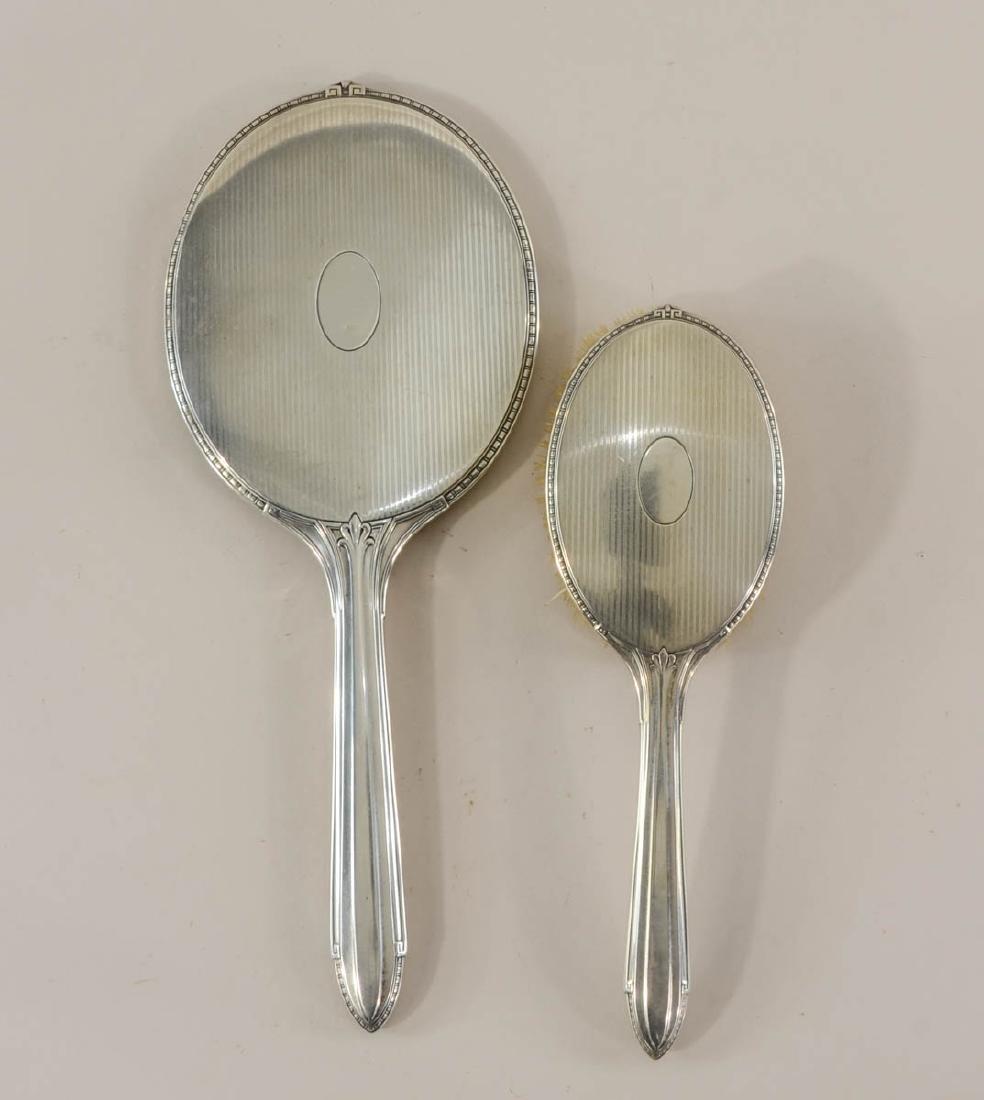 Sterling Silver Vanity Group - 3