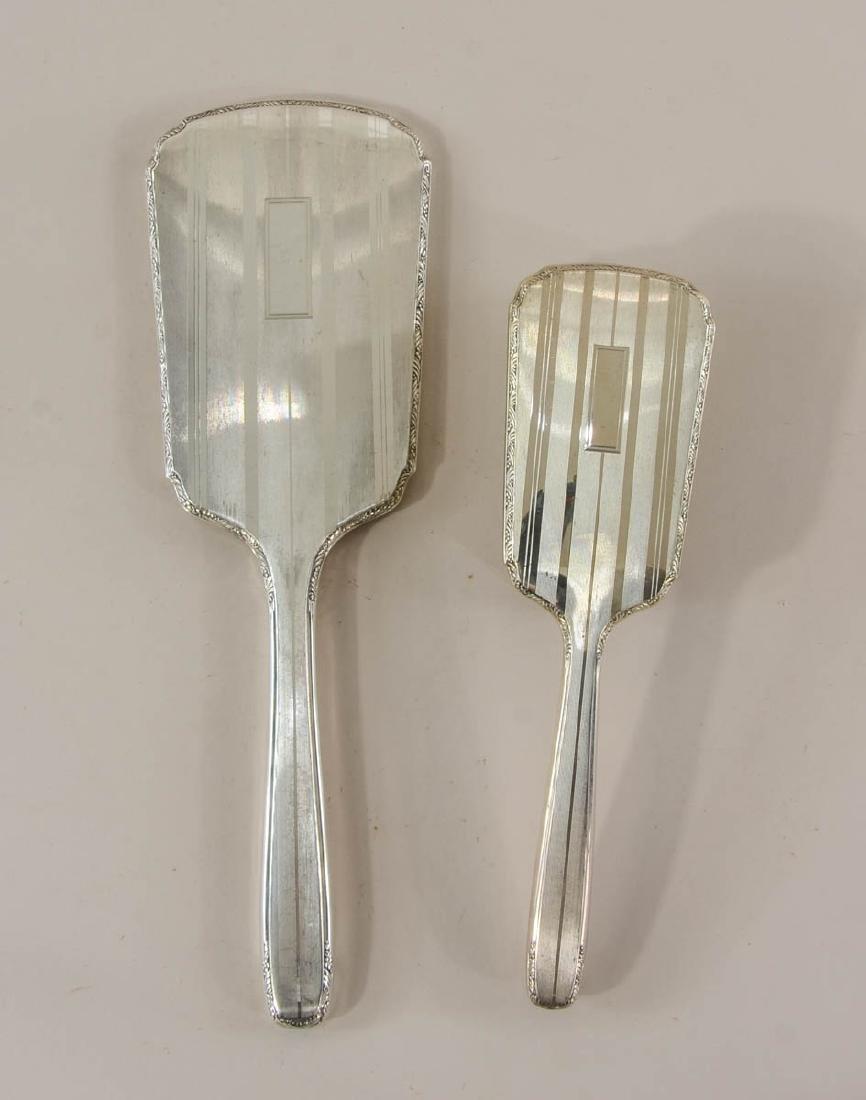 Sterling Silver Vanity Group - 4