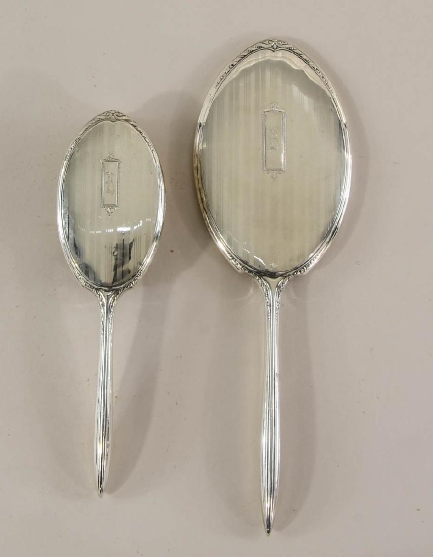 Sterling Silver Vanity Group - 5