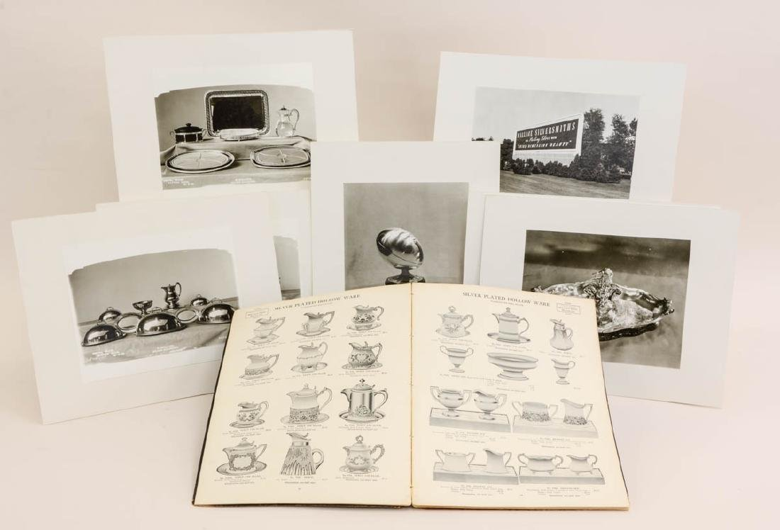 Wallace Silversmiths Photos and Catalog