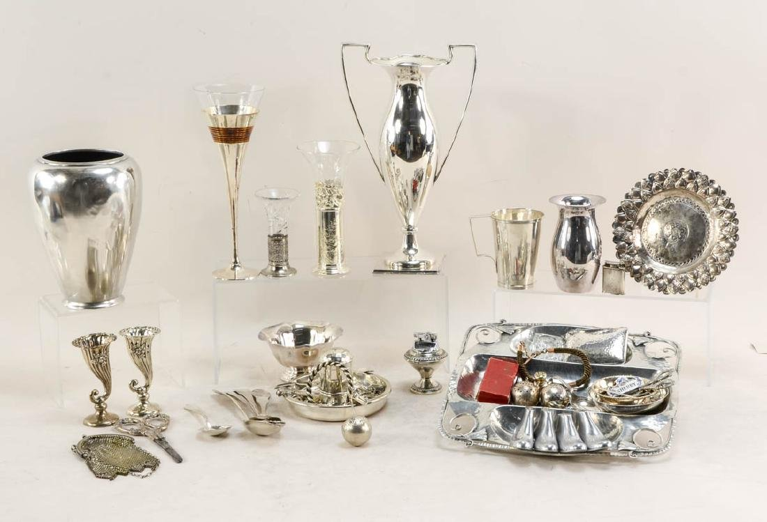 Excellent Mixed Silver lot