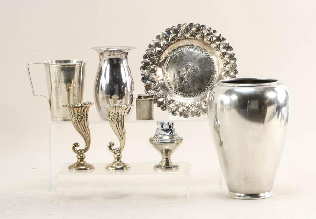 Excellent Mixed Silver lot - 3