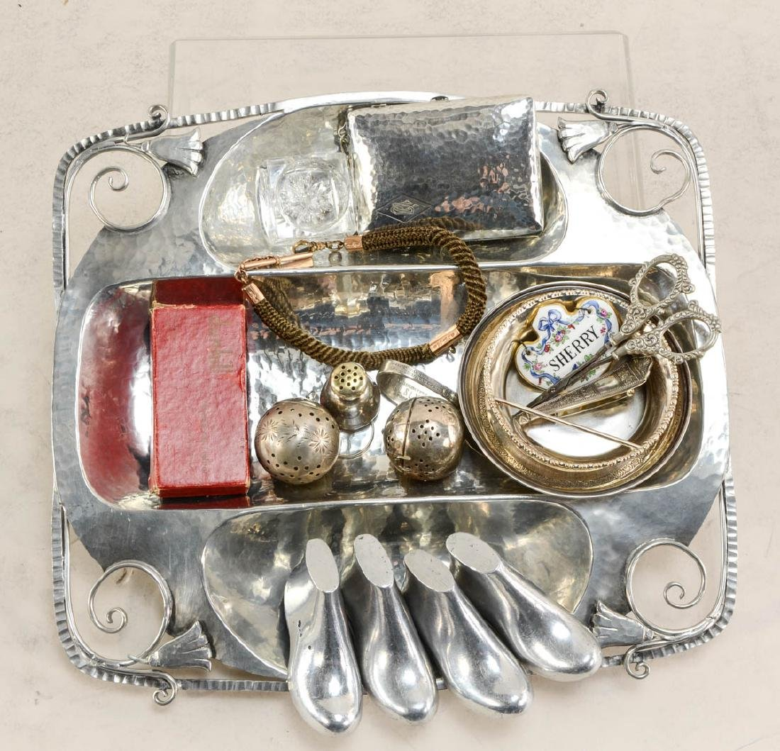 Excellent Mixed Silver lot - 4