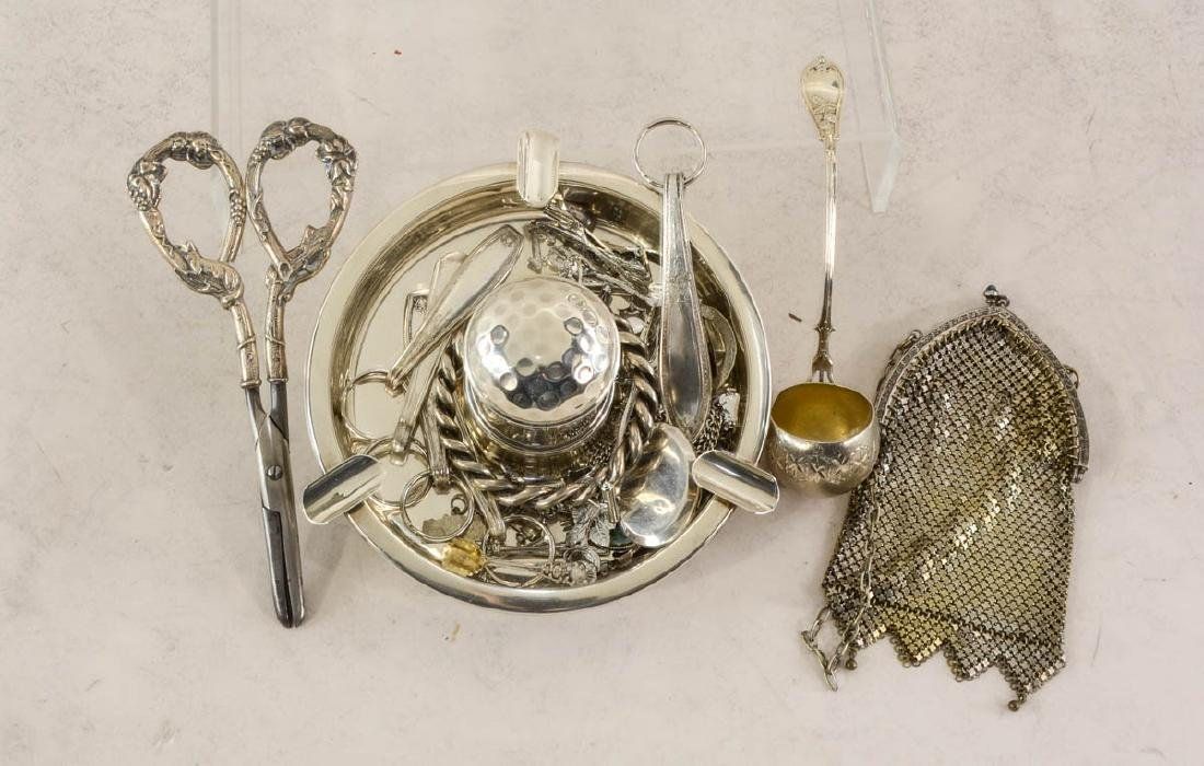 Excellent Mixed Silver lot - 5