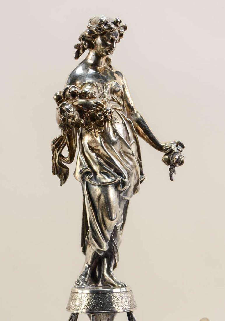 Wilcox Silverplate Figural Centerpiece - 2