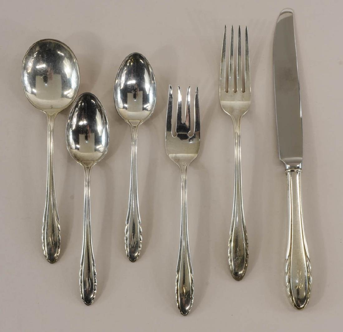 Gorham Lyric Sterling Silver Flatware - 2