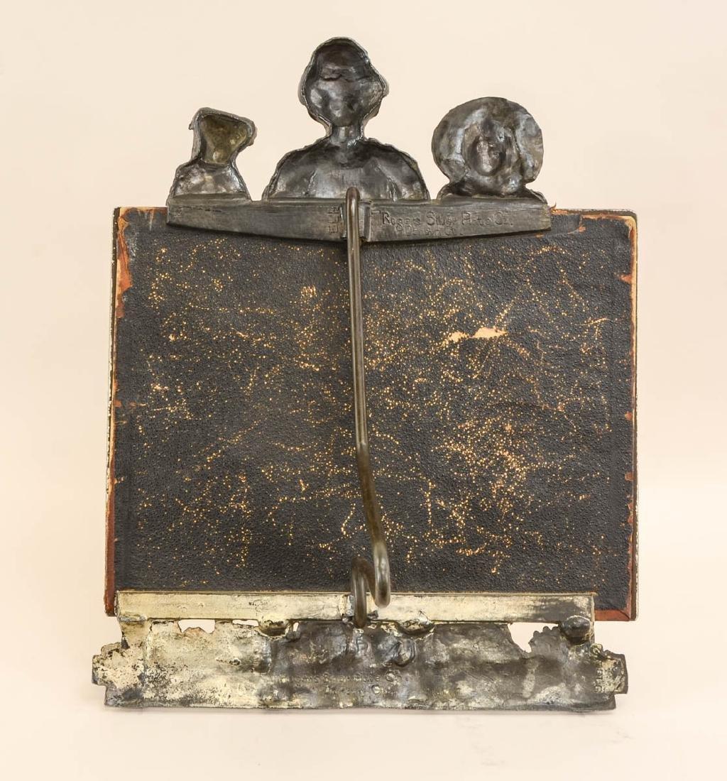 Rogers Silverplate Mirror: Tom Sawyer - 6