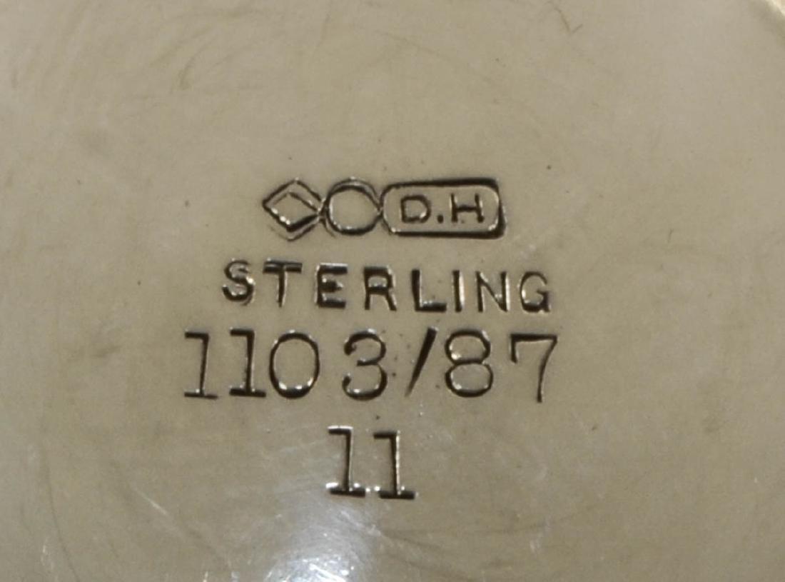 Dominick & Haff Sterling Tea Service - 4