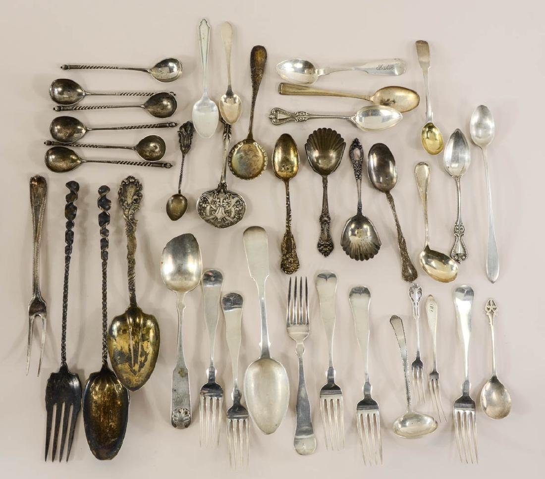 Mixed Sterling Silver Group