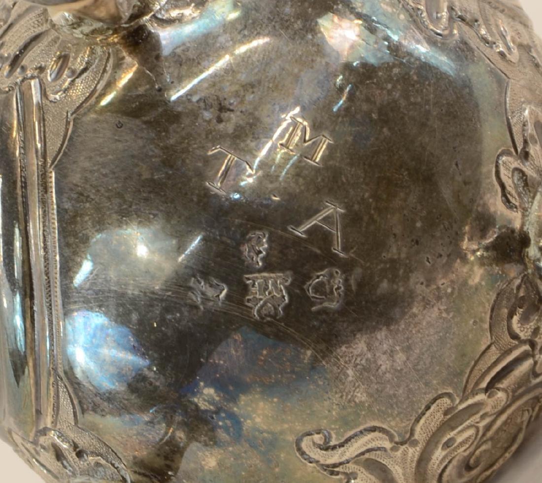 Georgian Silver Cream pitcher - 3