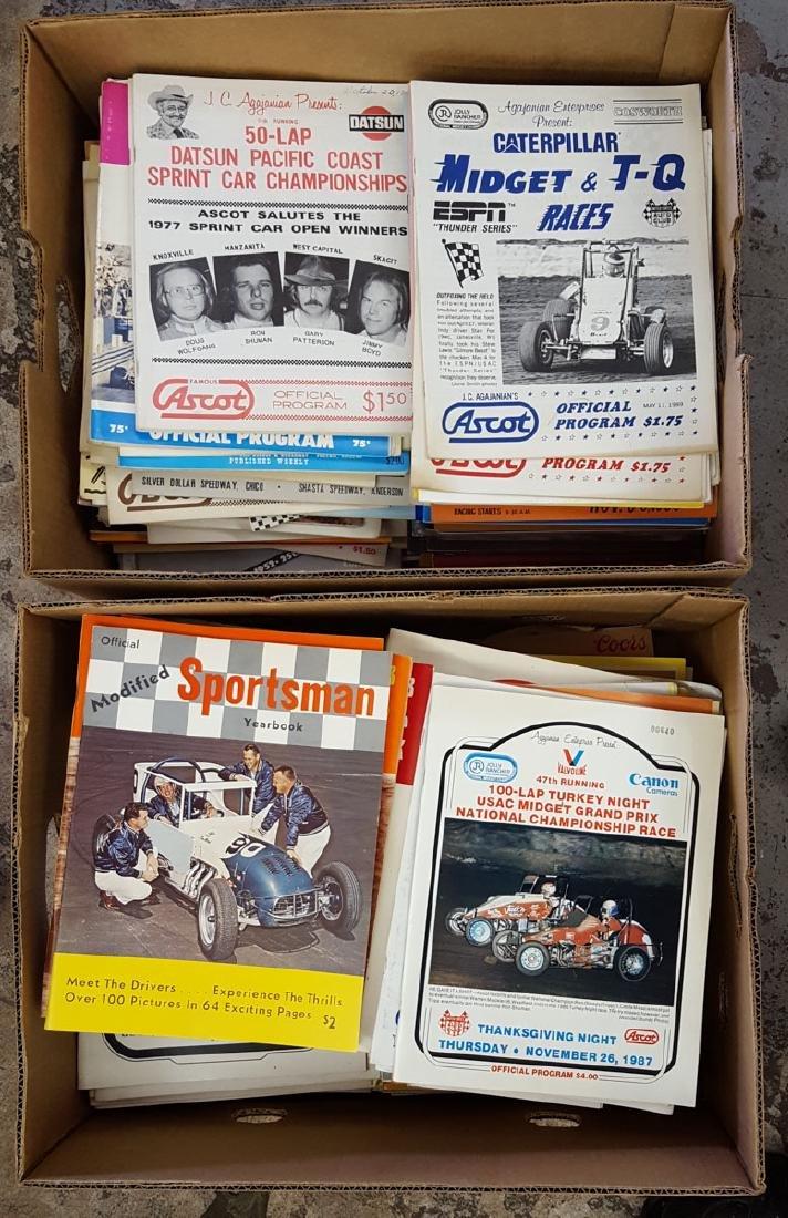 1970'-1990's race programs