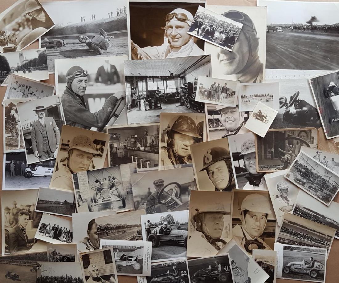 Original period race photos
