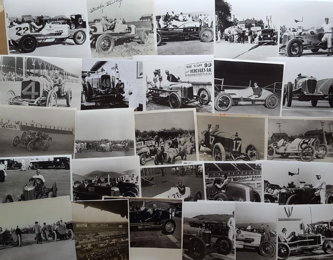 100 teens - mid 1930's race photos