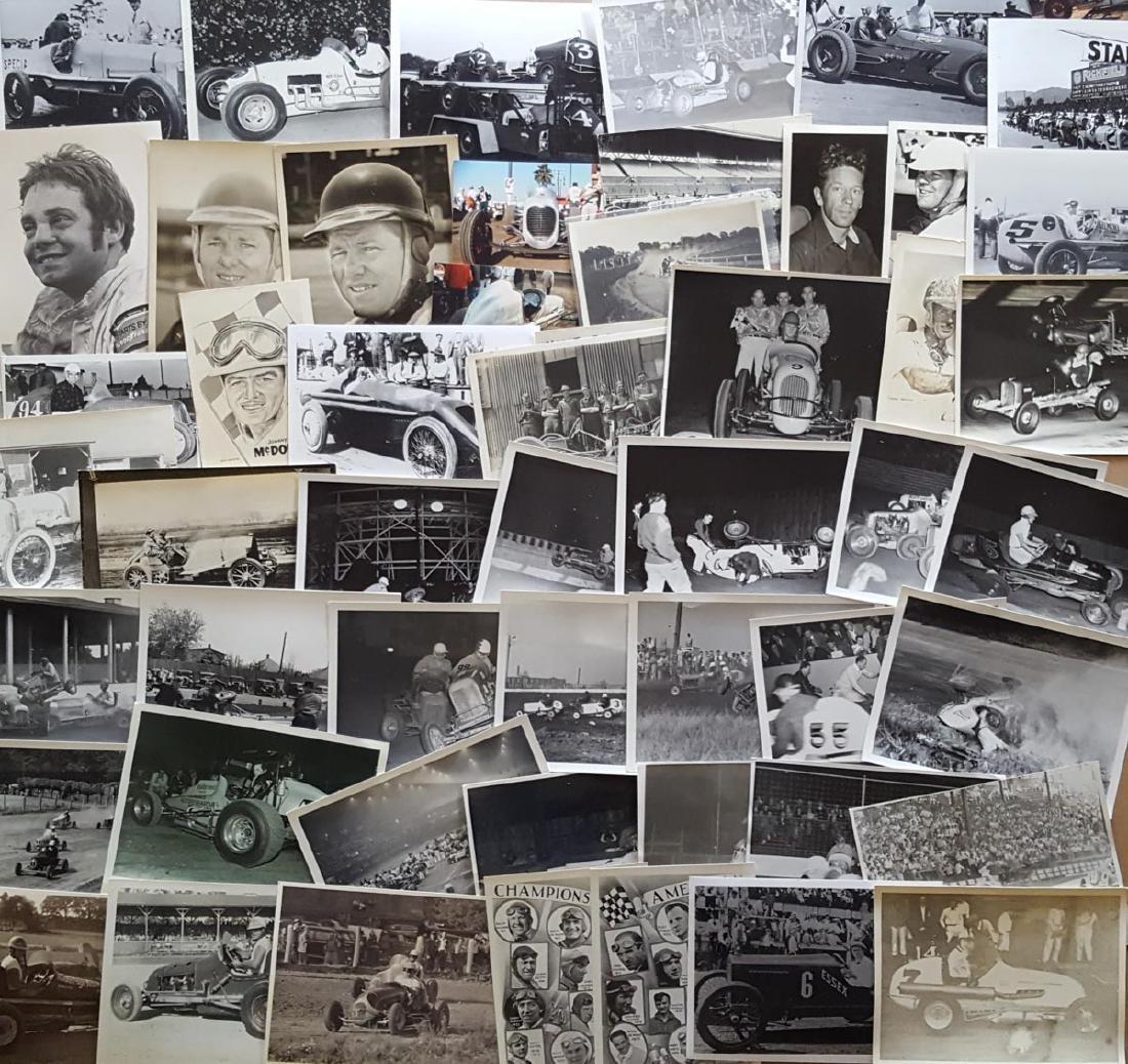 Lot of misc size race photos