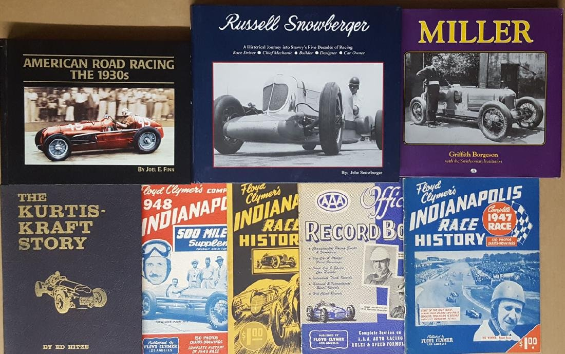Lot of race related books