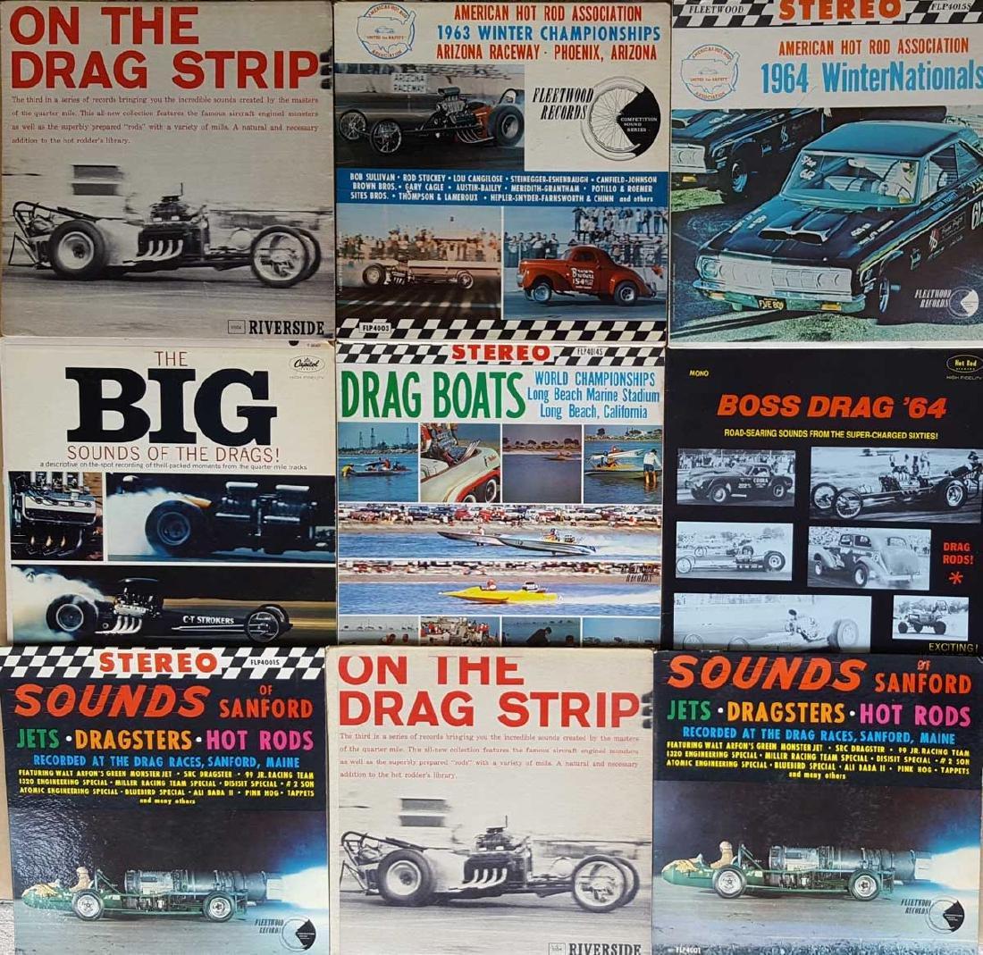 Hot Rod Programs and Magazines - 4