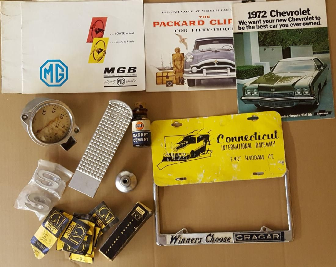Hot Rod related items