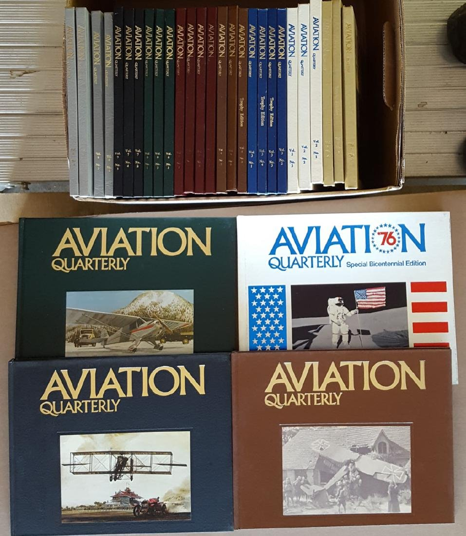 Aircraft and fighting ship books