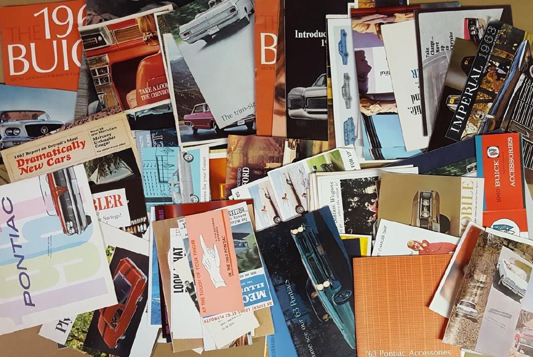 US sales literature, 1960's-80's - 3