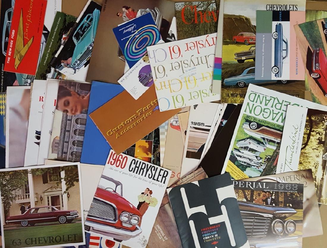 US sales literature, 1960's-80's - 4