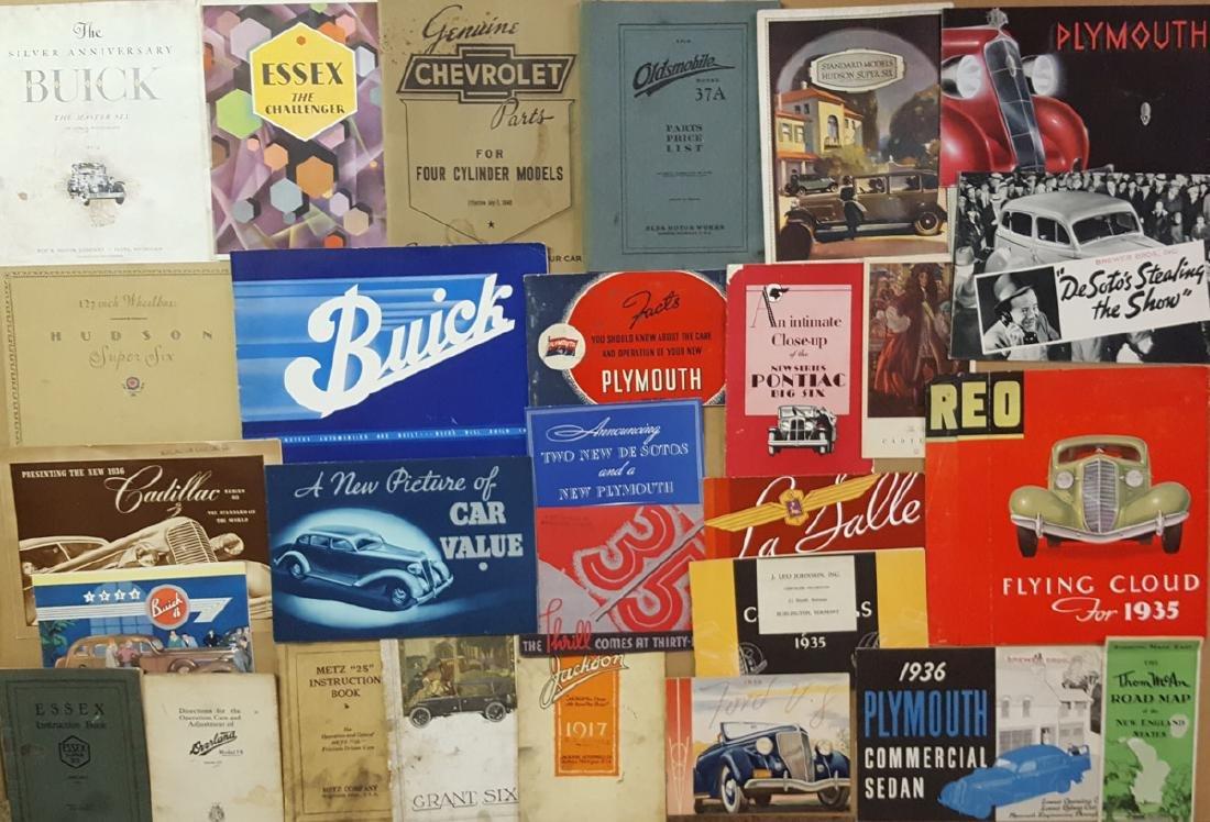 Teens-1936 brochures - 2