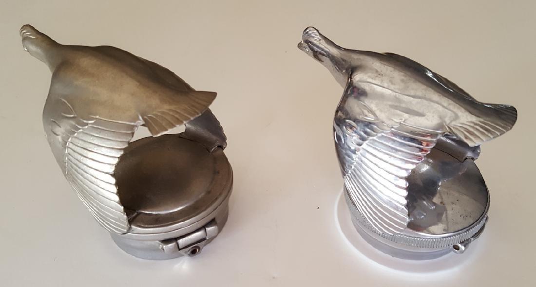 Two original Model a quail caps - 3