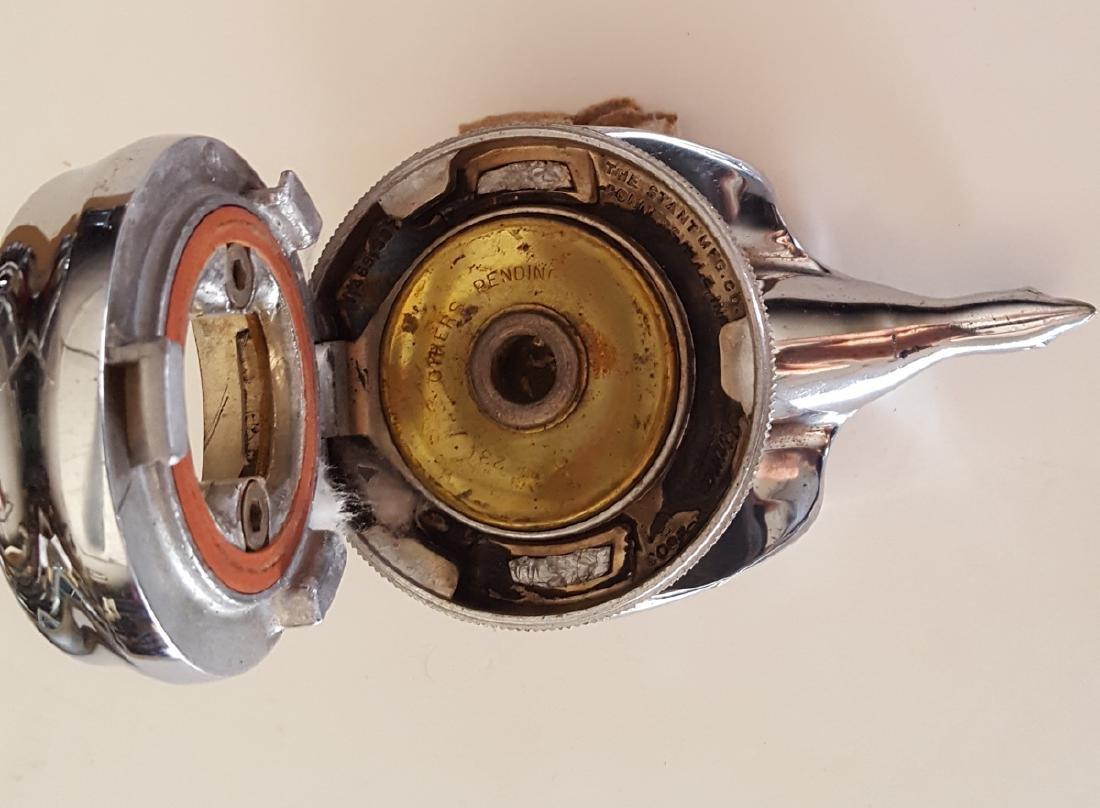 Two original Model a quail caps - 4