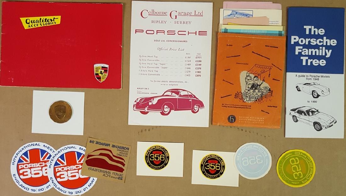 Misc Porsche items